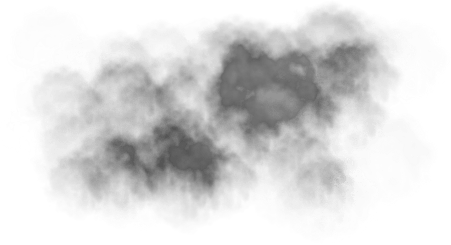 banner freeuse library Grey Smoke Cloud transparent PNG
