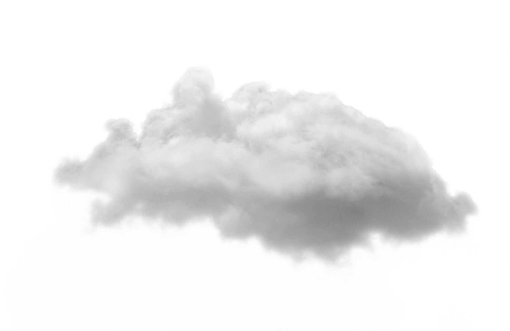 picture black and white cloud PNG image