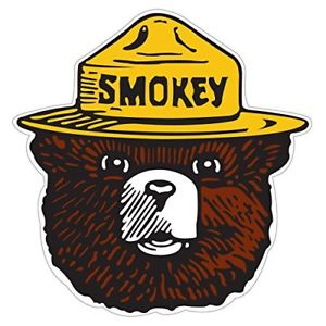 picture transparent stock Portal . Smokey the bear clipart