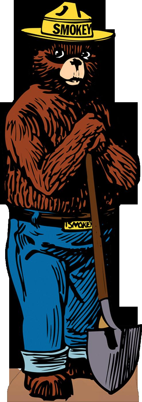 graphic freeuse stock Smokey the bear clipart. Death battle wiki fandom