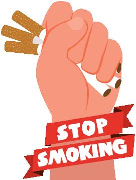 banner transparent download Group clinical trials cessation. Smoking clipart.