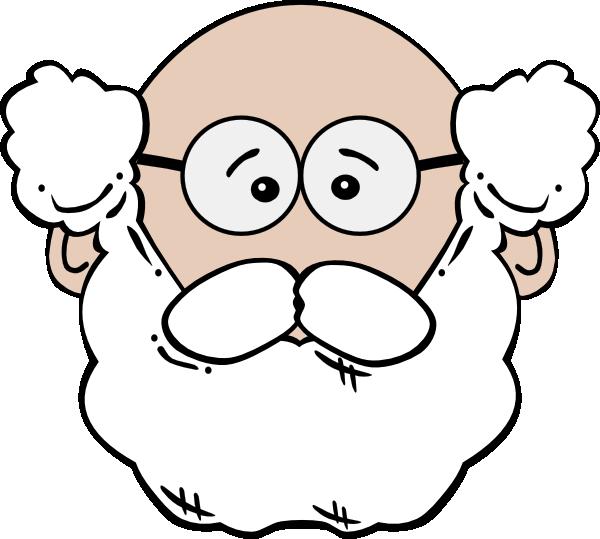 vector library Beard clipart man. Bearded clip art at
