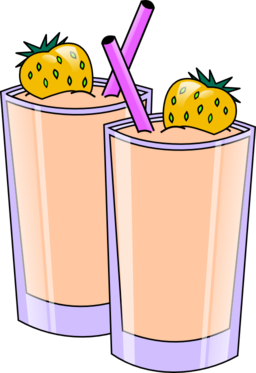 royalty free library Extravagant strawberry i royalty. Smoothie clipart.