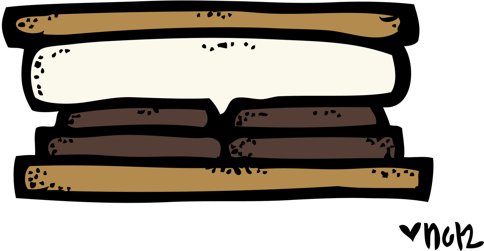 jpg freeuse stock Free Smores Background Cliparts