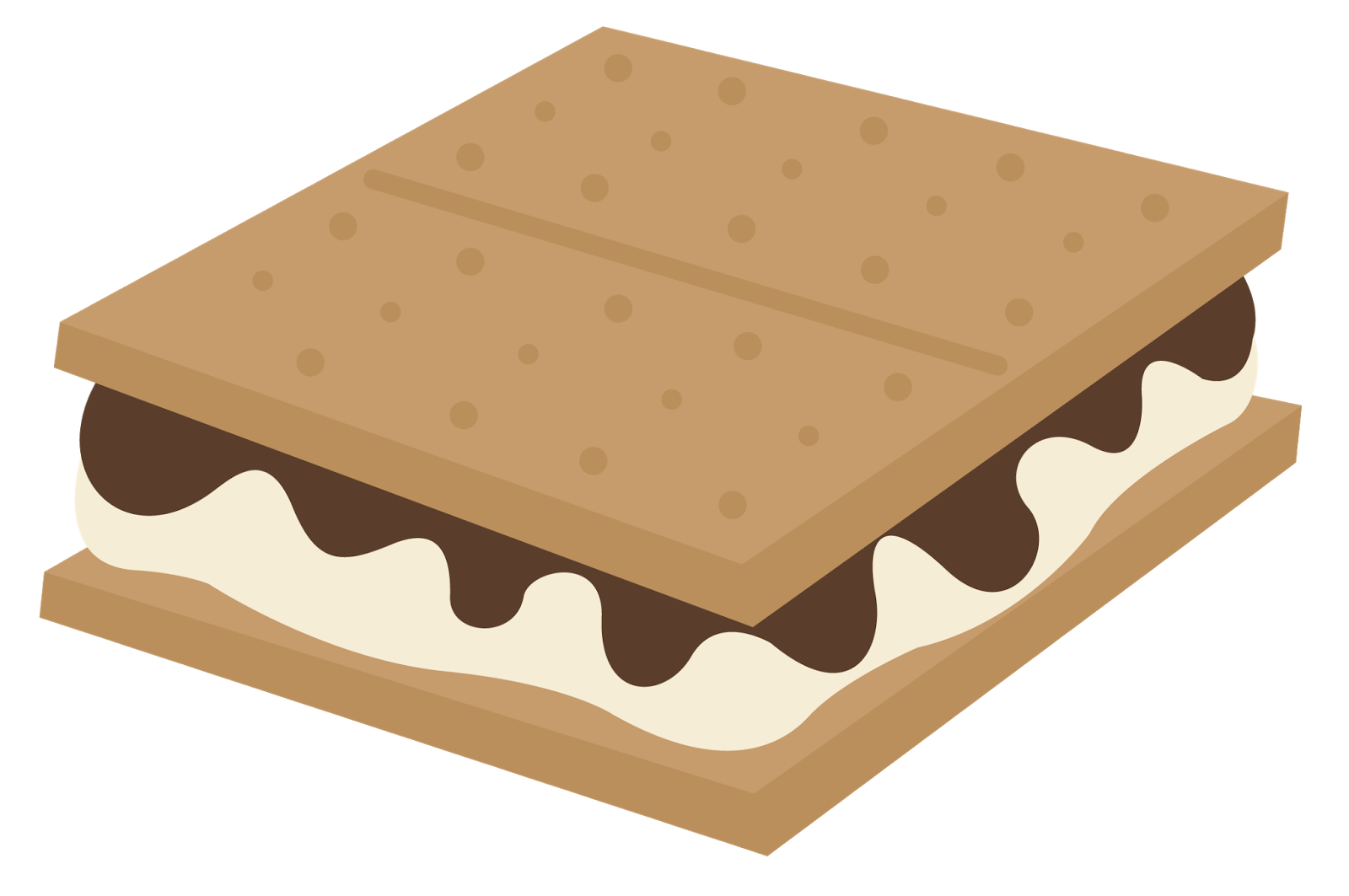 vector transparent stock Smores clipart. Mores many interesting cliparts