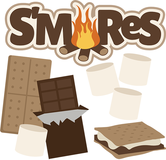 picture freeuse library S'mores clipart. Free s mores cliparts.
