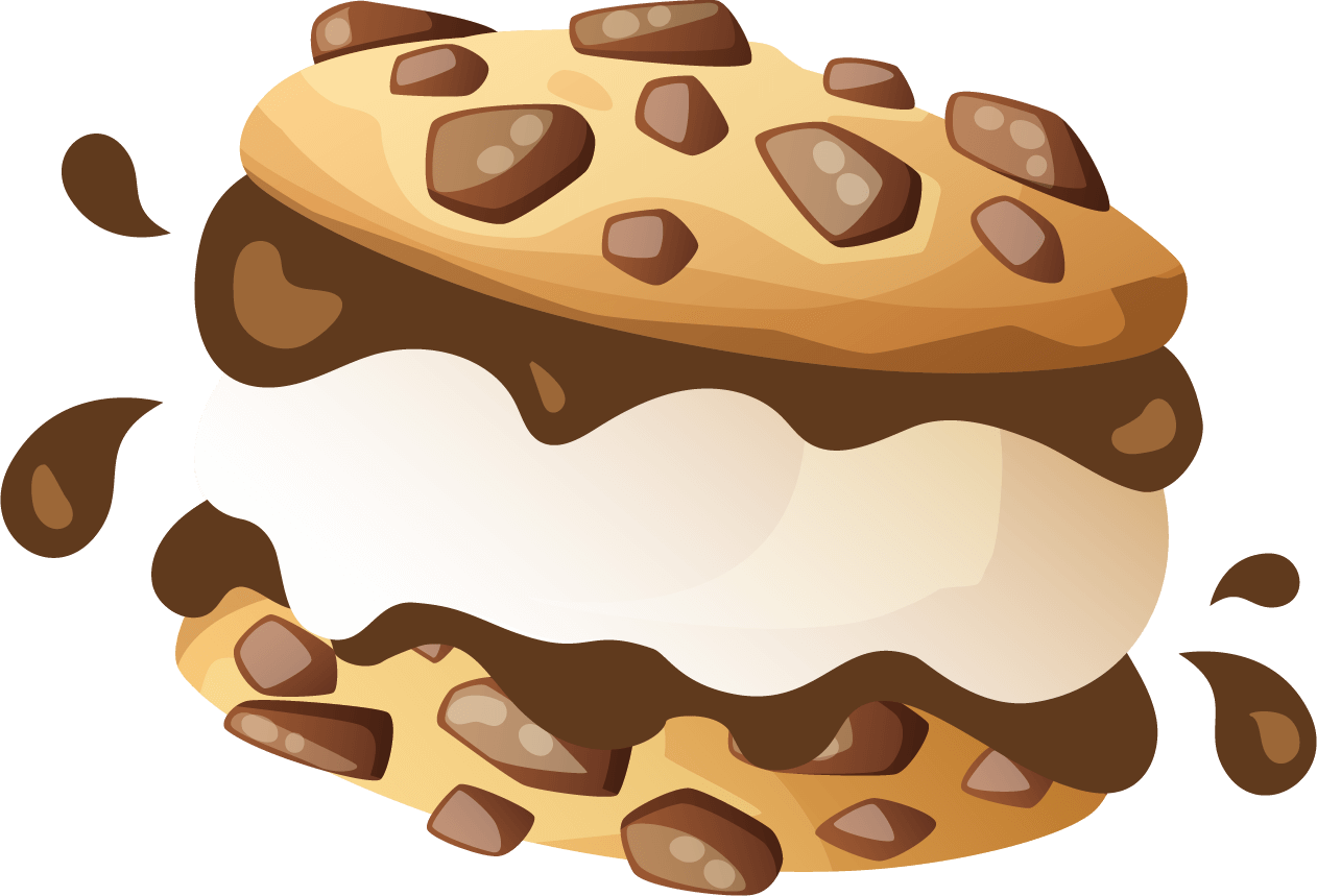 clipart royalty free download Epic grilled s mores. S'mores clipart.