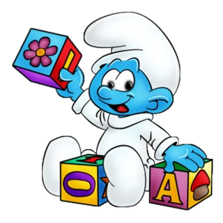 clipart royalty free download The Smurfs Clip Art