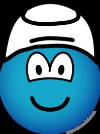clip art royalty free library Smurf emoticon
