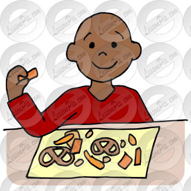 clip freeuse download Snack clipart. Picture for classroom therapy