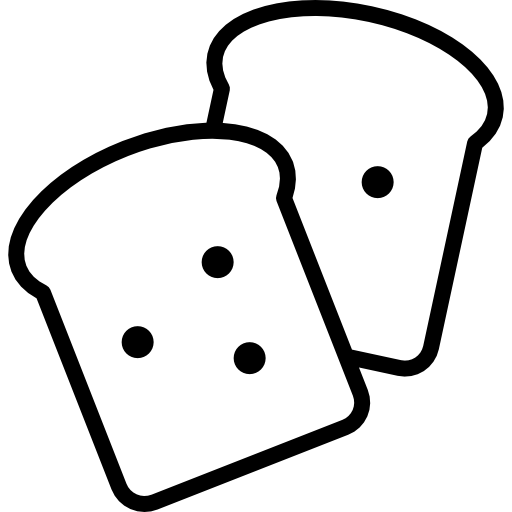 svg library stock Icon page. Snack drawing