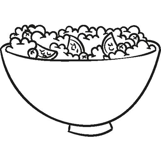 svg black and white stock popcorn Icon