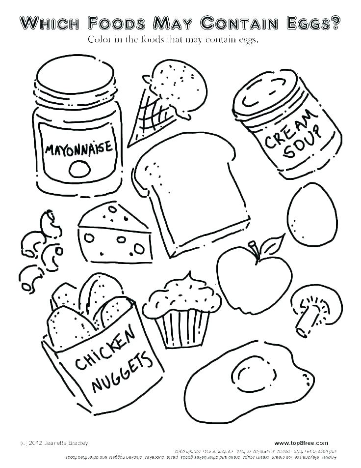picture library library Living ideas . Snack drawing healthy