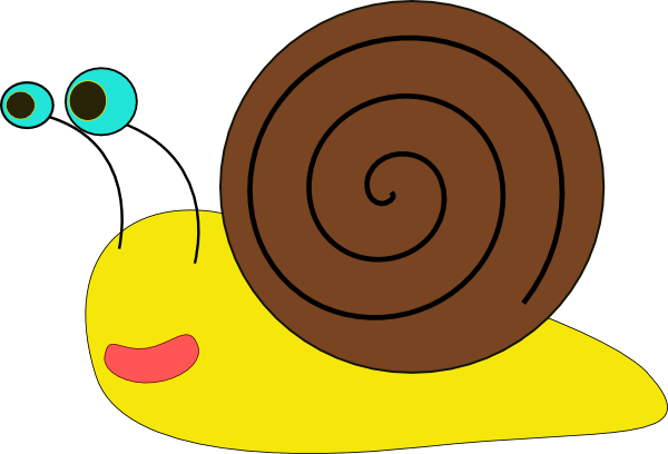 clip royalty free Animated Snail Clipart