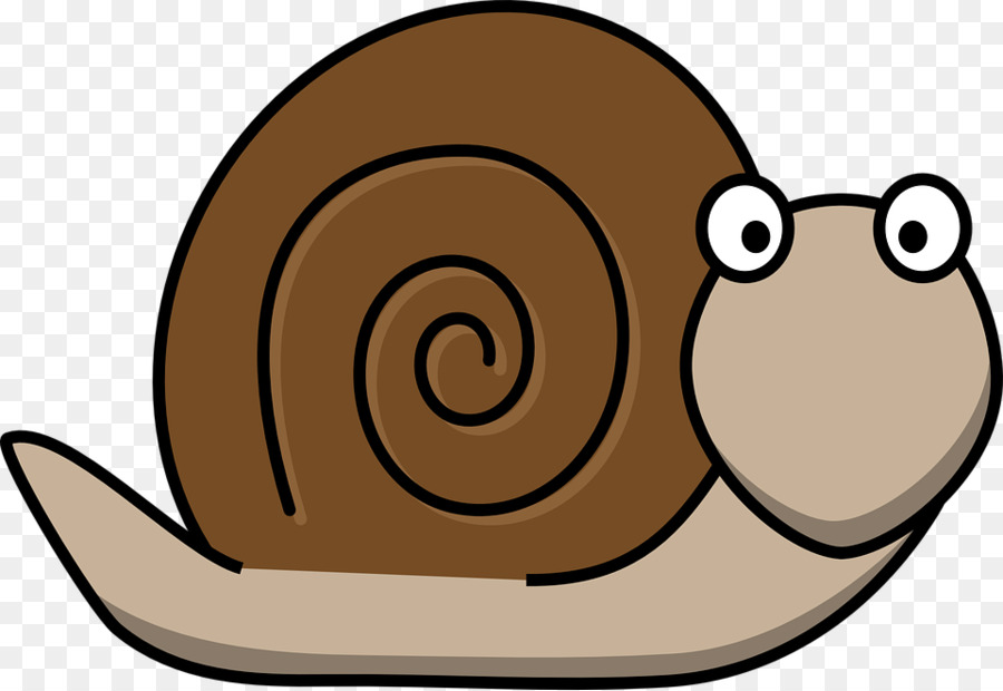 clipart library library Snail clipart comic. Cartoon illustration graphics