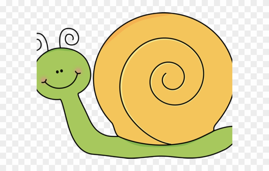 freeuse library Snail clipart comic. Cartoon girl png download