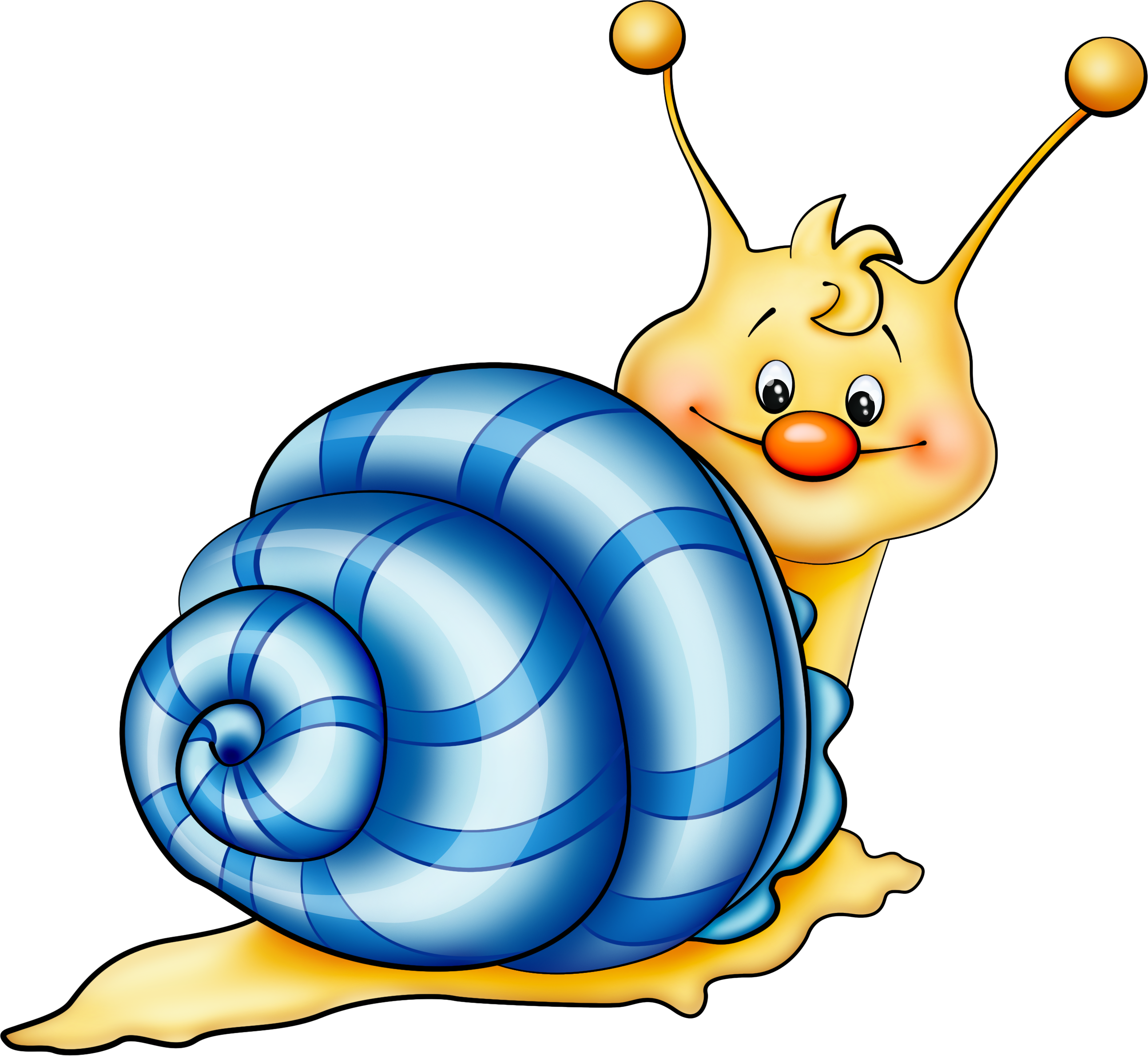 picture free stock Snail clipart comic. Blue cartoon png picture