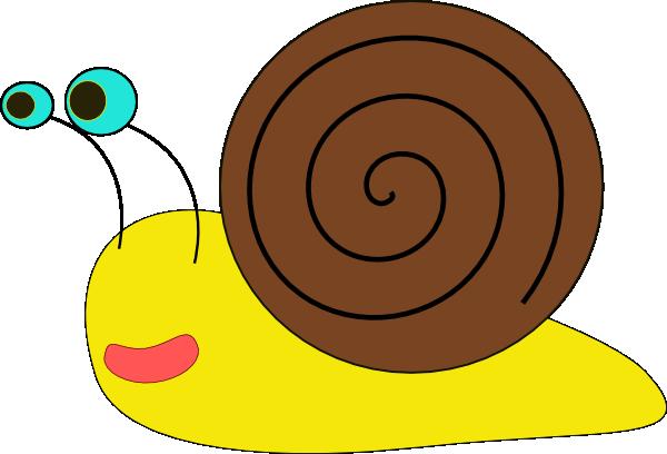 image freeuse Cartoon Snail Clip Art at Clker