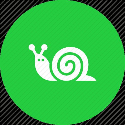 vector stock Snail clipart sluggish. Spring by vignesh p
