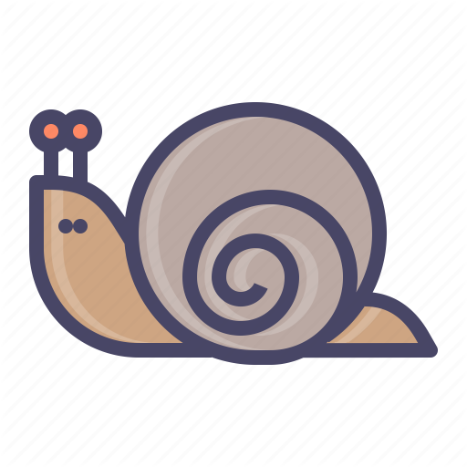 jpg freeuse stock Snail clipart sluggish.  nautical by vignesh