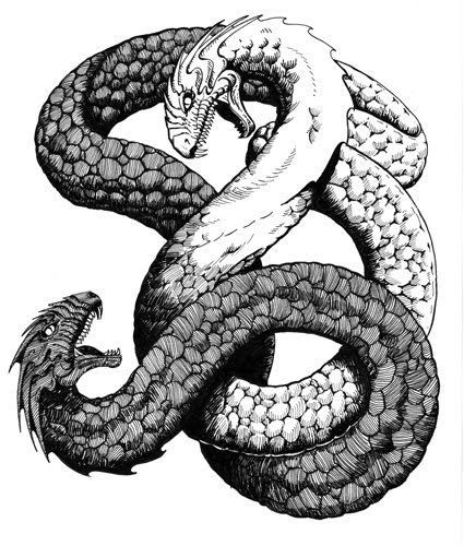 image free download Snakes gallery in mythology. Drawing snake mythical
