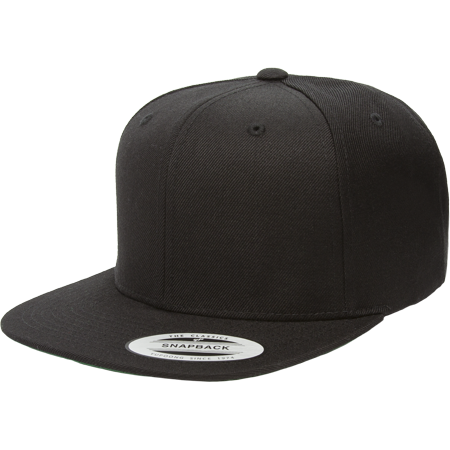 vector black and white library The Hat Pros Snapbacks Flexfit Pro