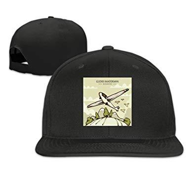 svg black and white stock Snapback vector. Glider cap plain blank