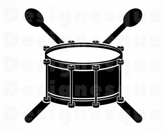 clip Snare clipart. Drum logo svg files