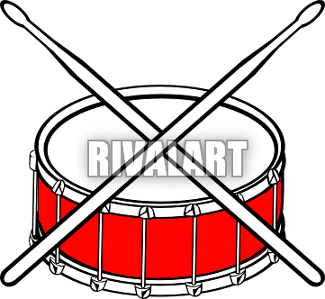 png royalty free library Drums clipart intrument. Snare drum clip art