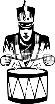 jpg free Marching drum . Snare clipart