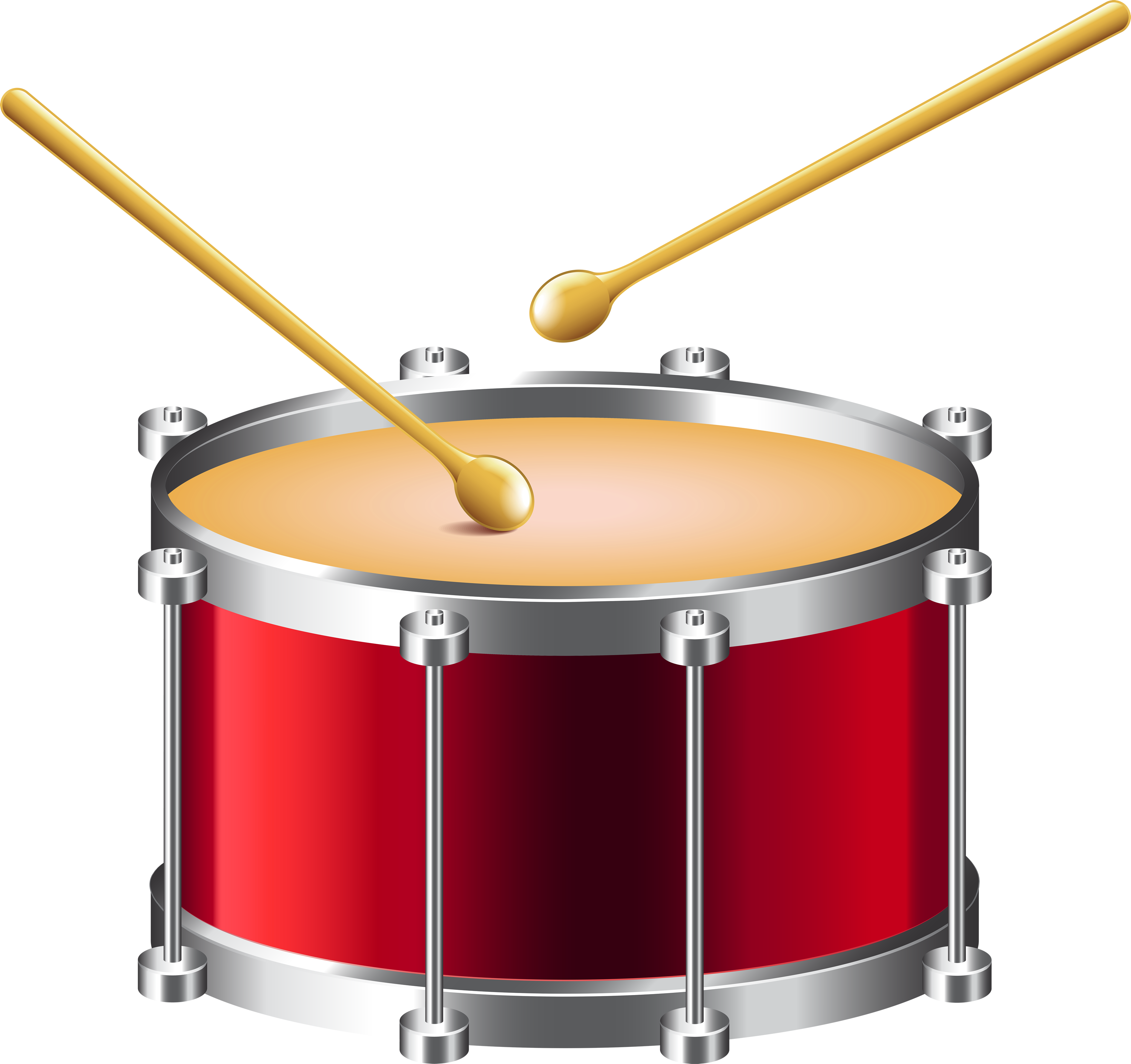 vector freeuse library Drum png images free. Snare clipart