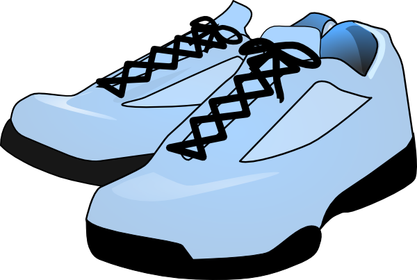 vector library library Kids shoes clipart. Clip art images panda