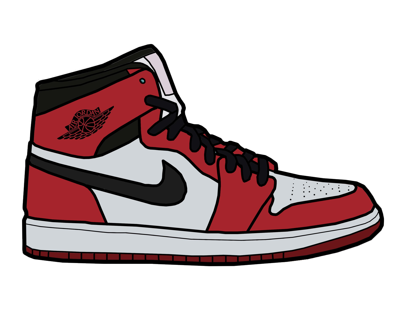 svg freeuse download Air Jordan