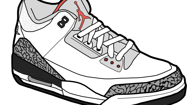 clipart transparent download Drawing sneakers. Index of wp content