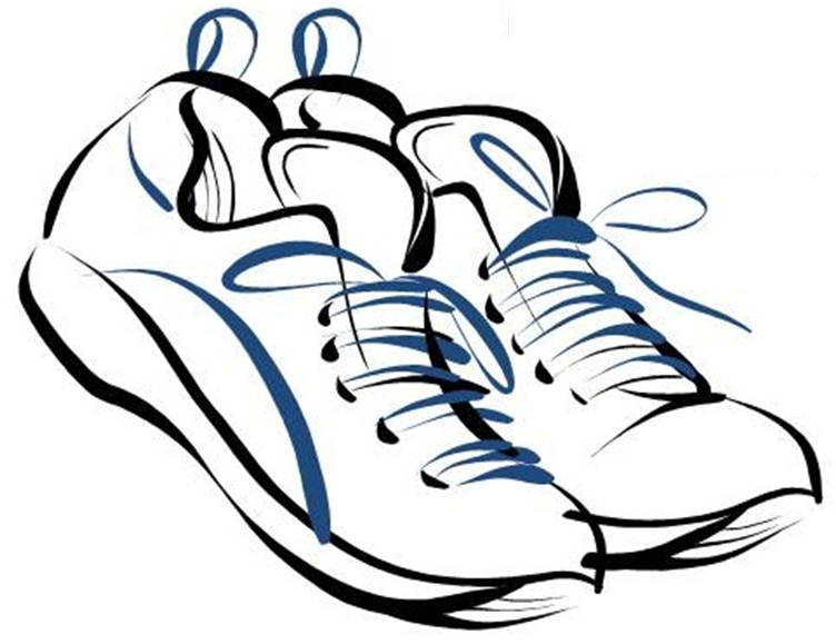 black and white download Sneaker free download best. Tennis shoe clipart