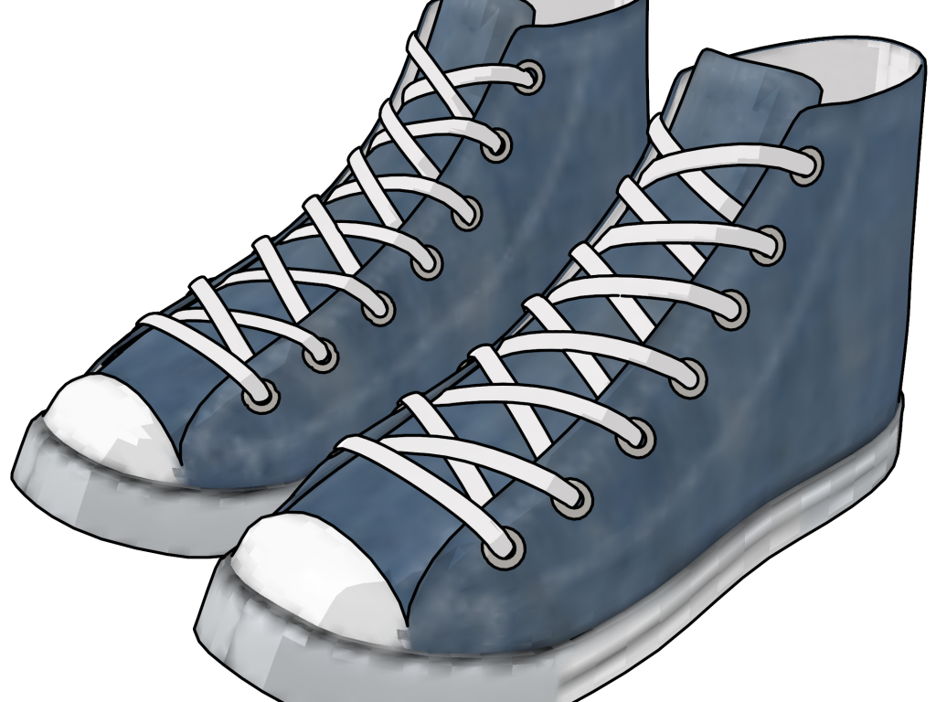 banner royalty free stock Sneakers Clipart rubber shoe