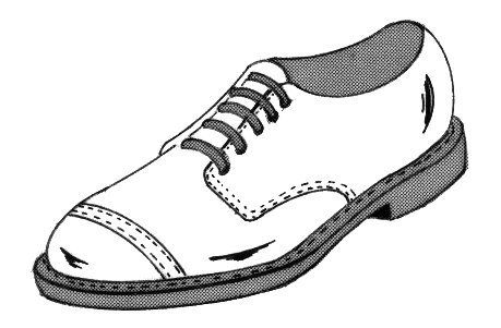 royalty free Sneakers clipart shoose. Fitting shoe frames illustrations