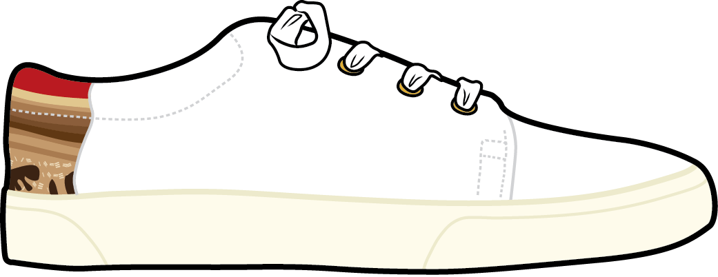 clip art black and white sneakers clipart simple shoe #83540529