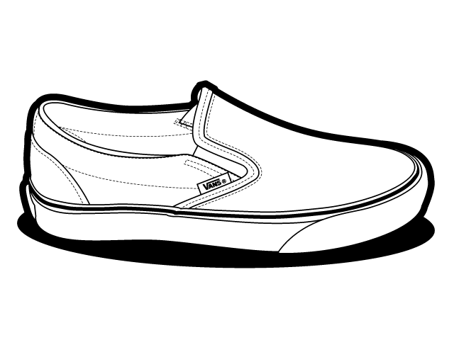 clip art transparent library Shoes Black And White Clipart