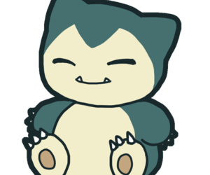 picture free library snorlax drawing chibi #103349165