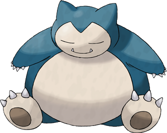 freeuse stock snorlax drawing step by #103348633