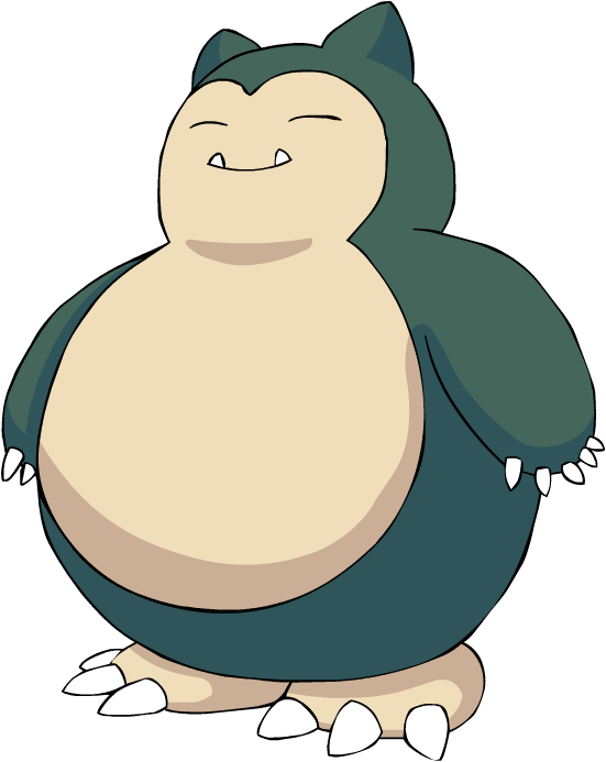 image library Snorlax