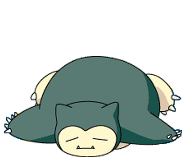 picture The Ghost of Snorlax