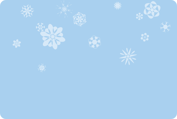banner freeuse stock Light Blue Winter Background Clip Art at Clker