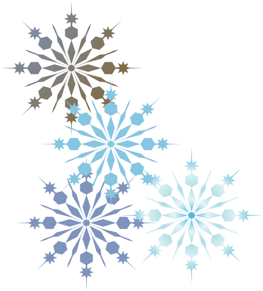 clip library download Image result for snowflake border transparent