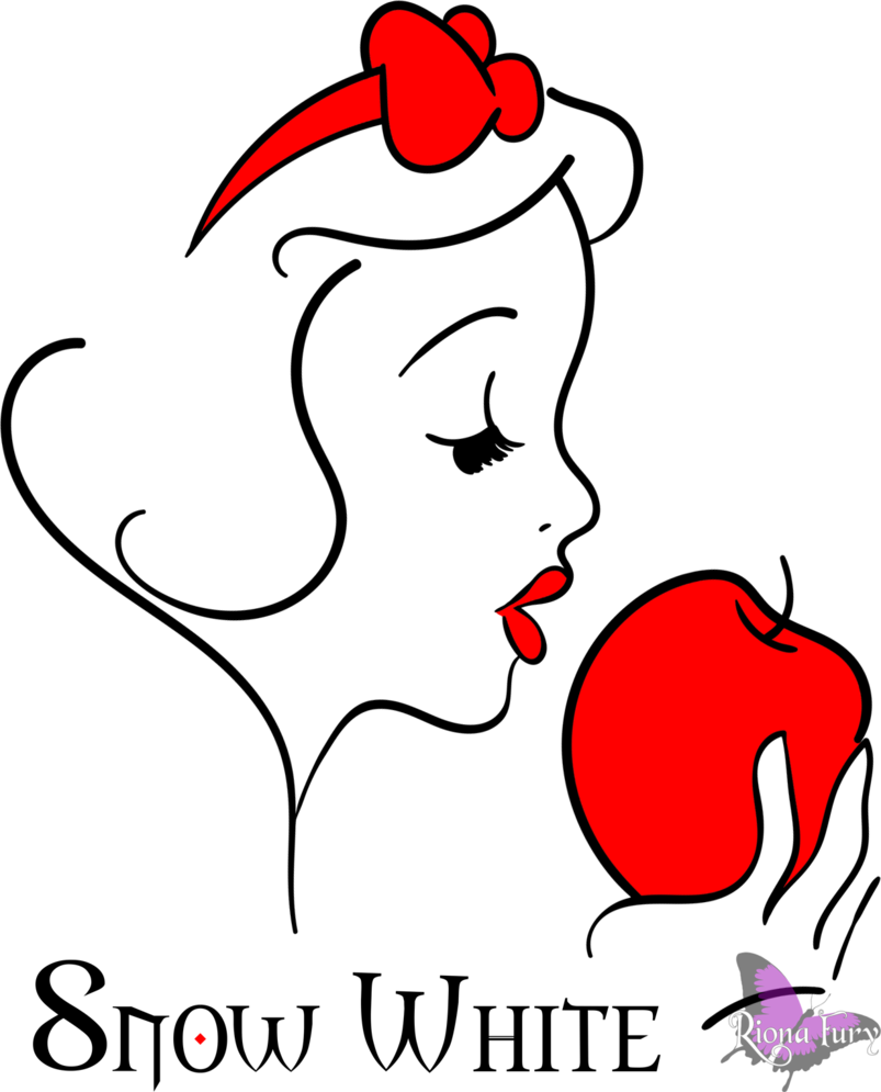 vector free stock Silhouette at getdrawings com. Drawing snow white
