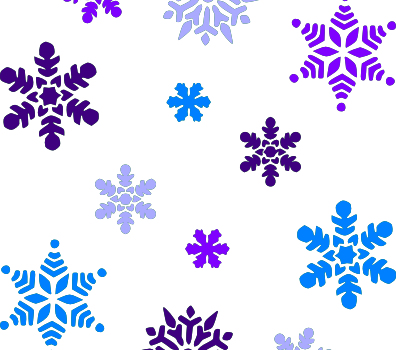 svg transparent snowflakes falling clipart #67511406