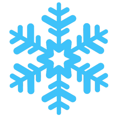 image freeuse library Simple Snowflake Clipart at GetDrawings