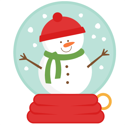 clip art royalty free library Snowman Snow Globe SVG scrapbook cut file cute clipart files for