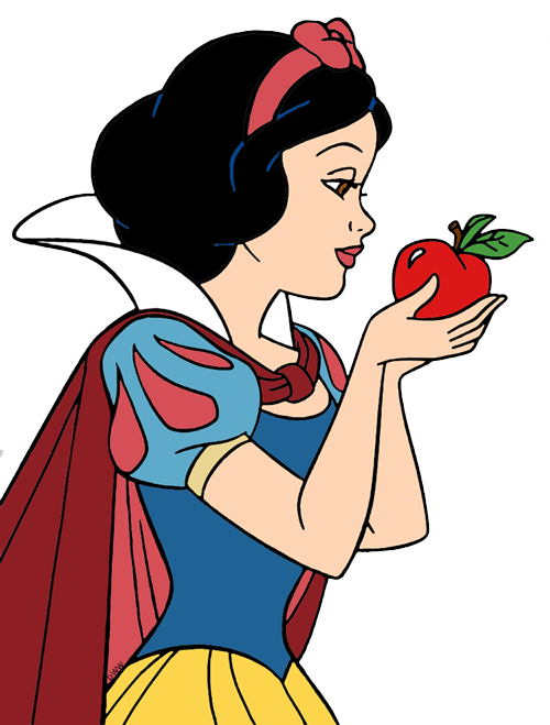picture freeuse download Snow White Clip Art
